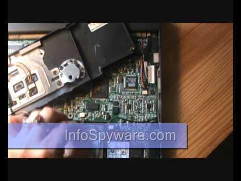 Resetear Bios en una PC Portátil