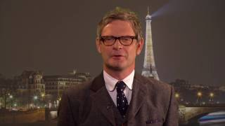 UK comedian Ian Moore talks Brexit