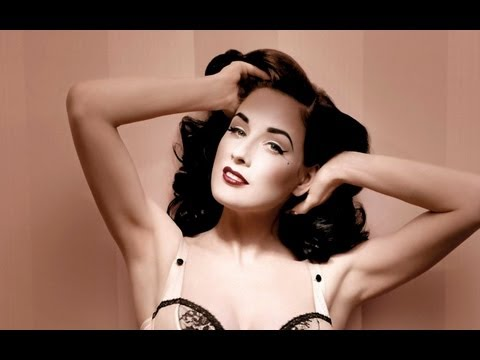 FILMBASH.TV PRESENTS: Style Minute Dita Von Teese Makeup Tutorial