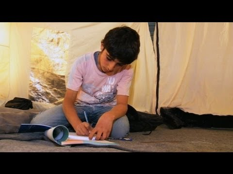euronews learning world - Los niños refugiados