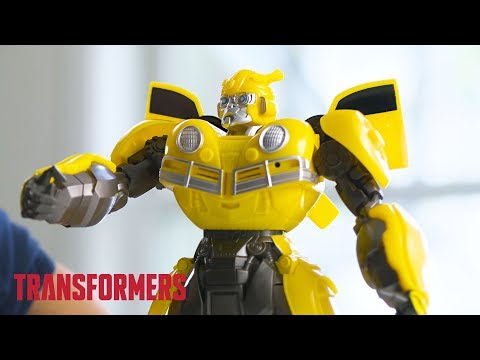 Transformers Bumblebee - 'DJ Bumblebee' Official Commercial