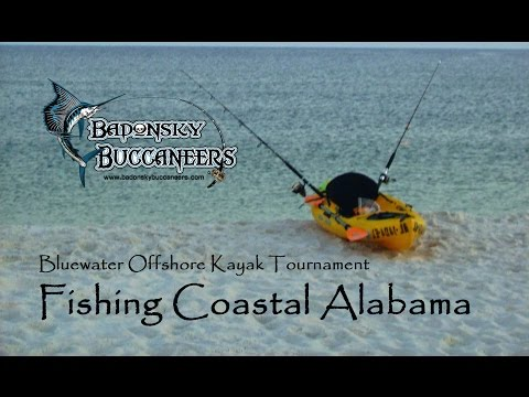 BOKT- kayak fishing coastal alabama