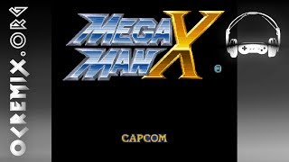 "Mega Man X OC ReMix by Maverick Astley: ""Rolling"" [Sigma Stage 1, Frost Walrus (X4)] (#3730)"