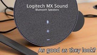Stylish & Great? Logitech MX Sound Review | Tech Man Pat