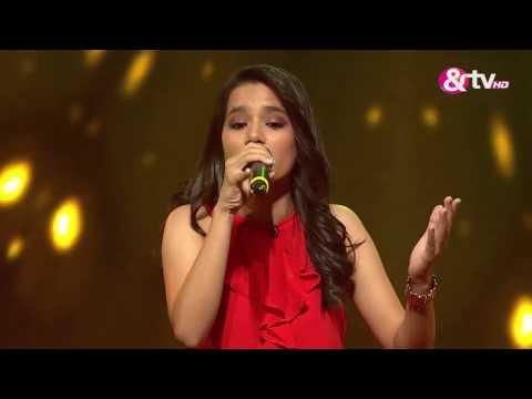 Rithika Vaddadi - Ali Morey Angana | Knock Out Round | The Voice India 2