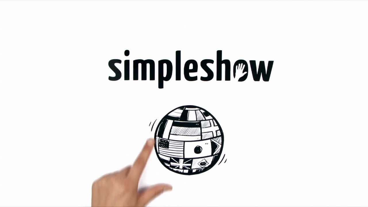 Die simpleshow wird international! - YouTube