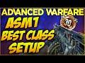 COD AW BEST AMS1 CLASS SETUP COD AW Best SMG Multiplayer Class Setups mp3