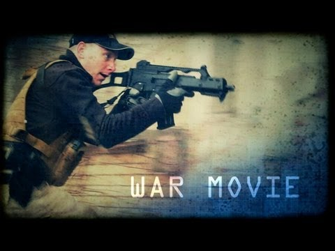 War Movie - short film