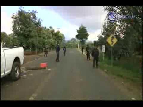 Sellará Michoacán frontera Jalisco-Colima con 2 cuarteles militares