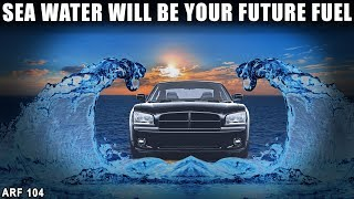 Technology to Make Hydrogen Fuel From Seawater || ARF 104