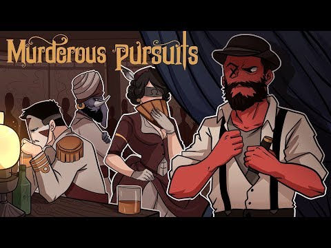 GUESS WHO + THE SHIP = AMAZING! | Murderous Pursuit (w H2O Delirious, Ohmwrecker, & Gorillaphent)