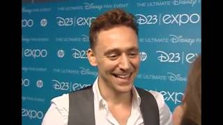 Tom Hiddleston Speaking Different Languages