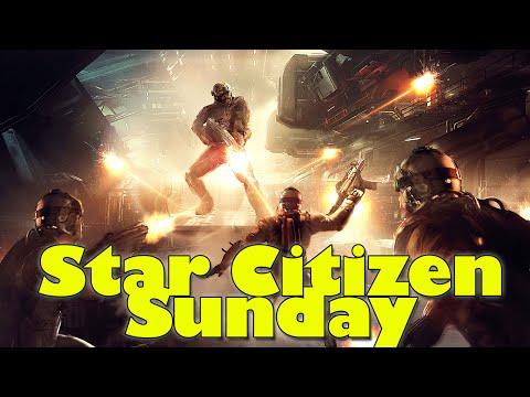 Star Citizen Sunday Part 2 - Ship Module Q&A, Star Marine FPS Module
