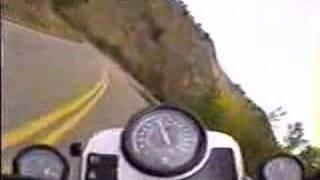 BMW R1100R in Colorado