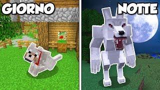 Minecraft ITA - NON fidarti di questo LUPO!!