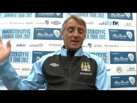 #askroberto - Roberto Mancini on Mario Balotelli becoming a manager! And much, much more!