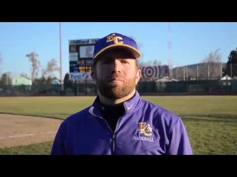 Elmira College Baseball Post-Game Interview with Head Coach Corey Paluga