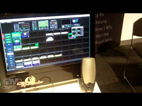 ISE 2015: Click Effects Highlights its Control System User Interface