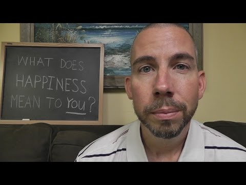 What Does Happiness Mean To You ? ( ASMR vlog ) Response to Lauren Fenton)