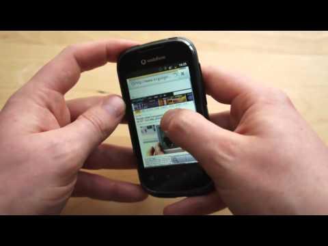 Vodafone Smart II hands-on   Engadget