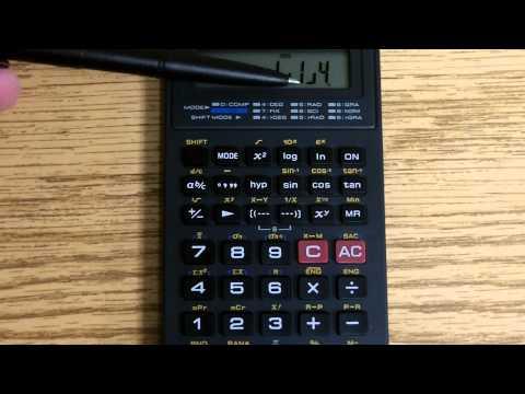 casio calculator fx 260 solar manual