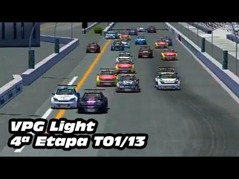 Campeonato rfactor VPG Light - 4ª Etapa T01/13