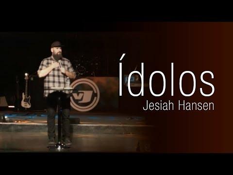 Jesiah Hansen en Visión Juvenil 2014