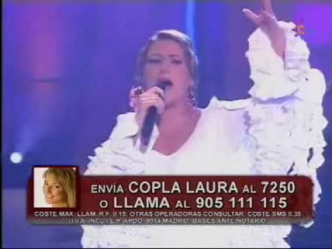 Laura Gallego interpreta 'Rocío'