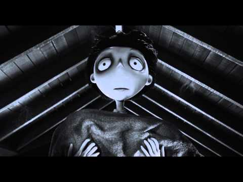 Frankenweenie trailer - Disney - Tim Burton - Only at the Movies October 25 - HD