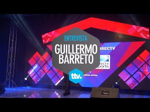 Entrevista a Guillermo Barreto, Directv Sports Latin America