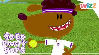 Go Go Footy Pups - Other Sports You Can Play | Football for Kids | Wizz | Cartoons for Kids