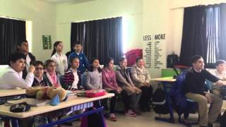 karaoke india özge private school 5 grade