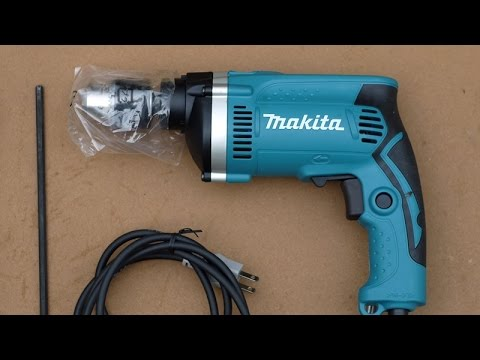 FURADEIRA MAKITA HP 1630K 710W-110V  review