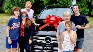 SURPRISING MY MOM WITH A BRAND NEW MERCEDES!!!