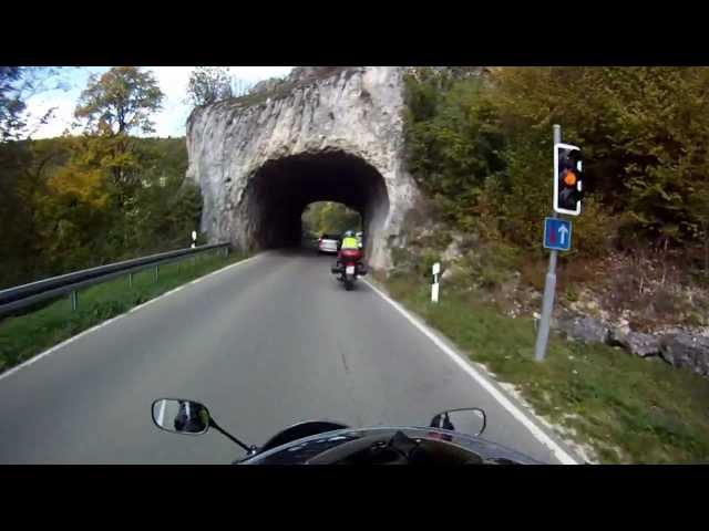 03.10.2012 - Mit Micha on Tour - Oberes Donautal