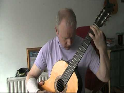 Don't Get Around Much Anymore - Words by Bob Russell Music by Duke Ellington - Brian Farrell Guitar - www.brianfarrell.eu - Trinity Guildhall Grade 6 Classic...
