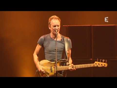 Sting : If I ever lose my faith in you