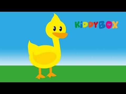 Alle meine Entchen - Kinderlieder (KIDDYBOX.TV)