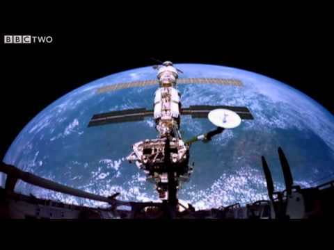 Spotting Satellites - In Orbit: How Satellites Rule Our World - BBC Two