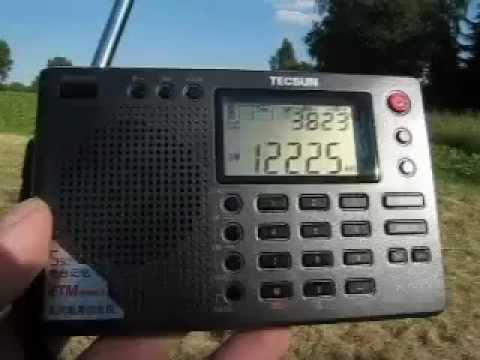 UNID on 12225 kHz received in Germany (28 May 2012)