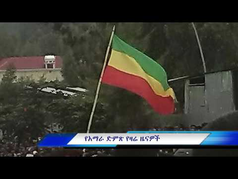 Voice Of Amhara Daily Ethiopian News March 24, 2017