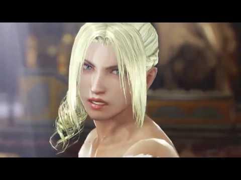 Tekken 7 - Nina Williams Is Steve Fox's Mother (Full Scene)