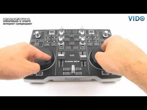 DJ-пульт Hercules DJ Control MP3 e2