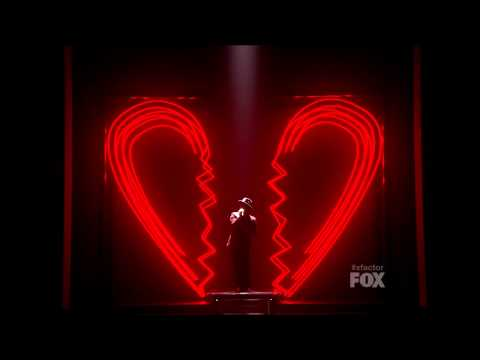 Bruno Mars - It Will Rain (Live @ X Factor US, 2011)