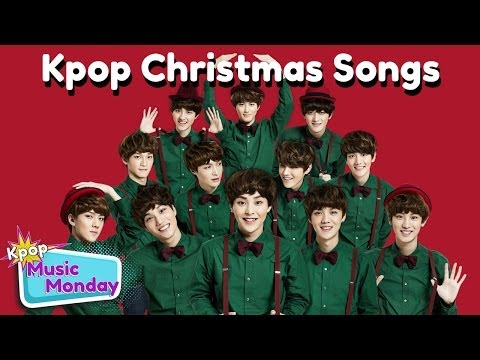 Kpop Music Monday Christmas Special