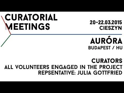 Curatorial Meetings / Auróra 28 // HU