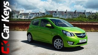 Vauxhall VIVA 2015 review (Opel Karl) - Car Keys