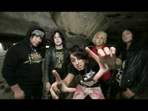 Escape The Fate - As your falling down