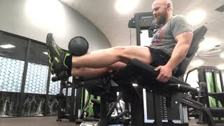 Leg day -hypertrophy 01/07/19