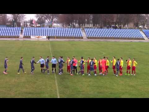 Зирка U-19 - Сталь U-19 0:2: голы и лучшие моменты игры